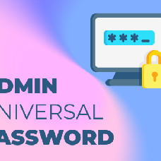 Universal Password – quick access to user profile to solve support questions