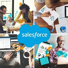 SalesForce, benefits of a CRM system for real estate agents