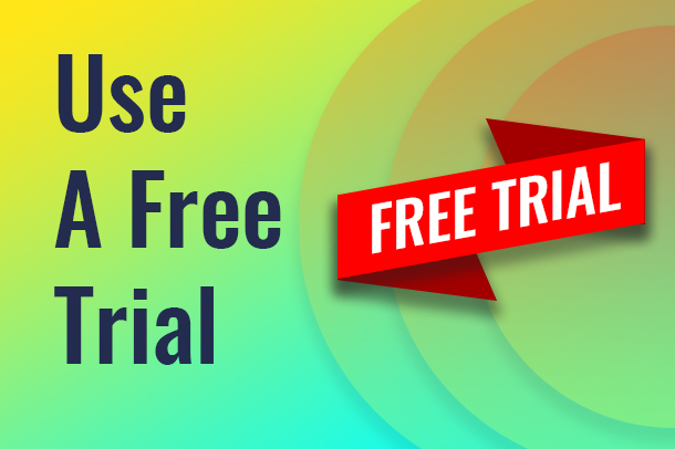 Free Trial membership - Attract customers by offering a free period