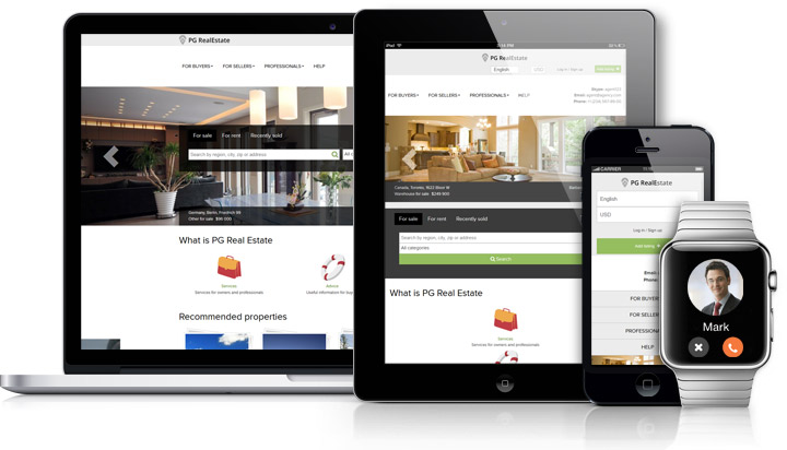 Buy real estate site software and apps for Property site plan software