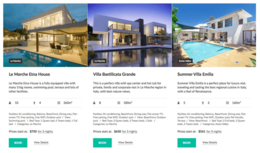 Villagio Property Booking WordPress Theme 64831